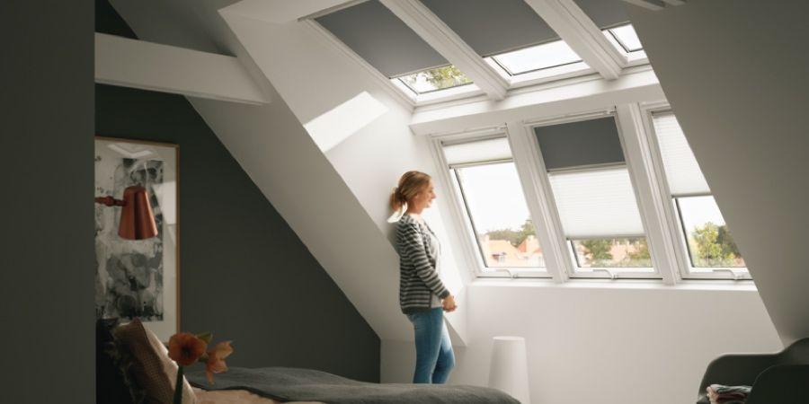 VELUX Studio y VELUX Panorama: más espacio, luz y ventilación para tu ático