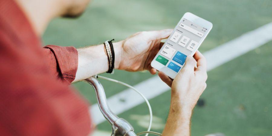 Aidoo de Airzone: las ventajas de controlar el aire acondicionado desde el móvil