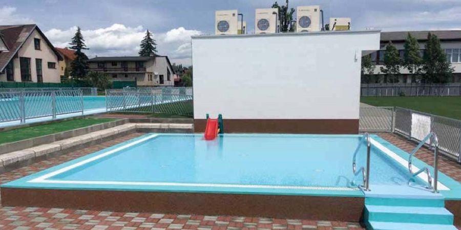 Bomba de calor Tecna Microwell para piscinas: innovación y durabilidad