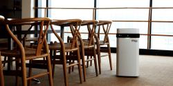 calidad del aire en restaurantes