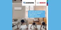 campaña aire acondicionado junkers