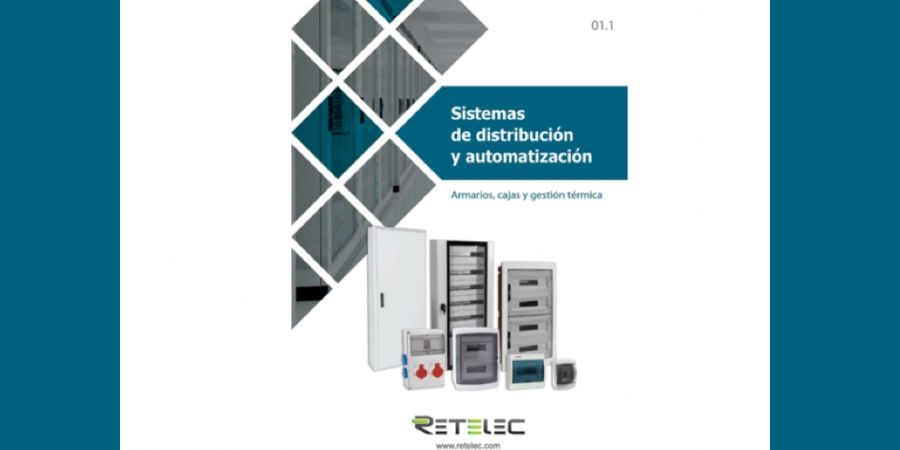 catalogo distribucion automatizacion retelec