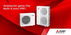 gama city multi s mini vrf mitsubishi electric
