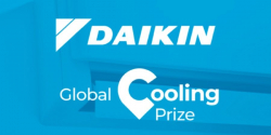 global cooling prize daikin aire acondicionado