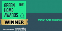 green home awards 2021-ariston
