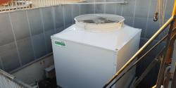 refrigeracion evaporativa en complejos hoteleros