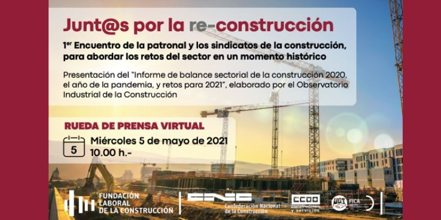 retos sector construccion fundacion laboral
