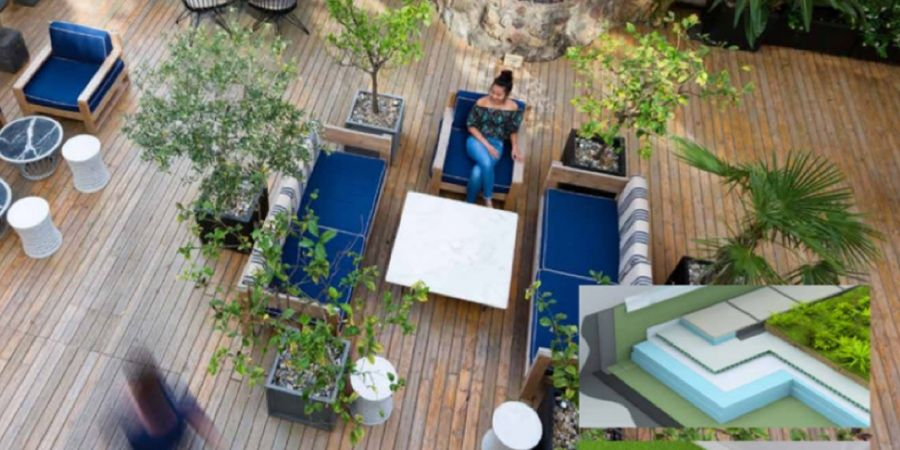Danosa recomienda soluciones constructivas específicas para hoteles