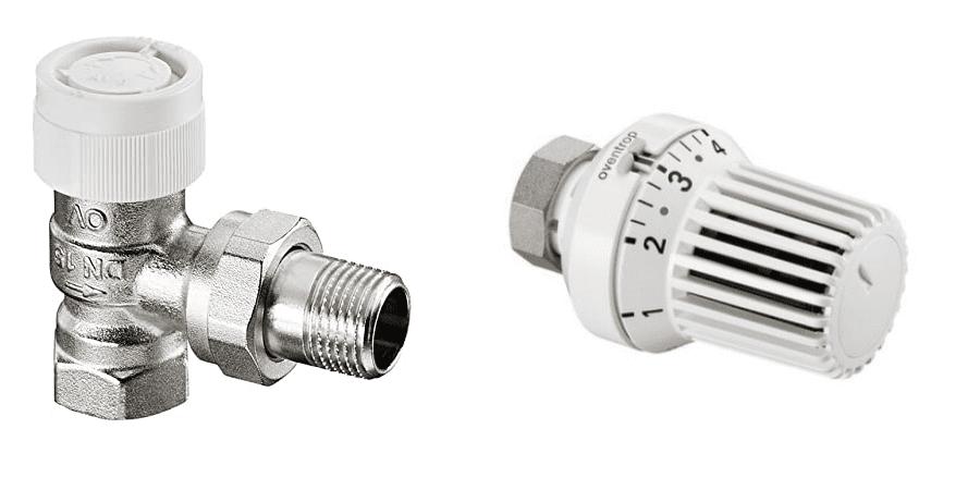 Válvulas de radiador termostáticas: ¿Cómo funcionan?