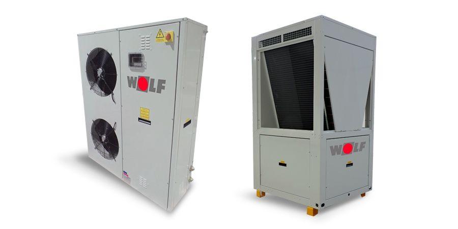 bombas de calor mha-2 de wolf