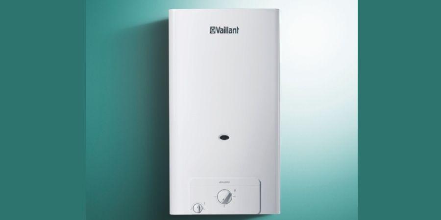 Nuevo calentador atmosférico Bajo NOx de Vaillant y una promoción para instaladores