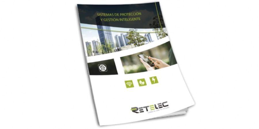 catalogo sistemas proteccion gestion inteligente retelec