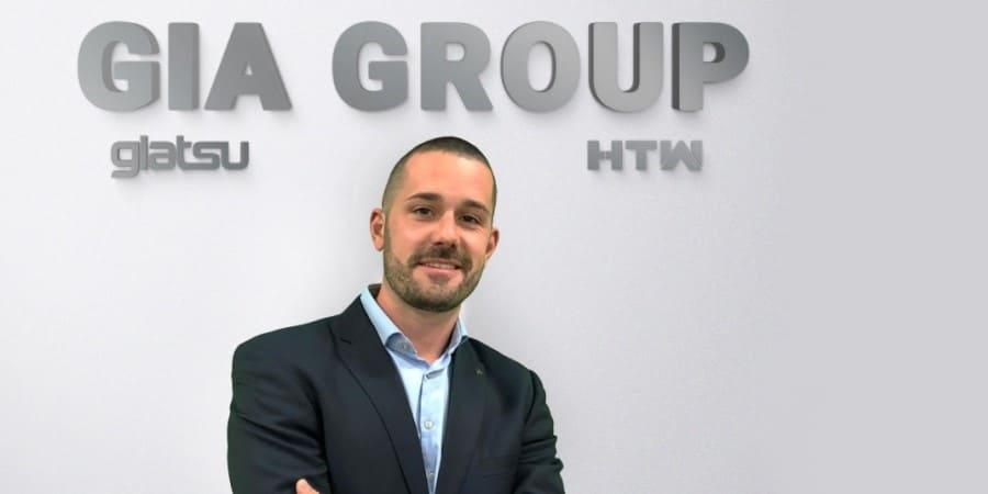 David Sánchez nuevo director regional de Cataluña y Aragón de GIA GROUP