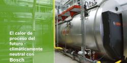 descarbonizacion calefaccion industrial bosch