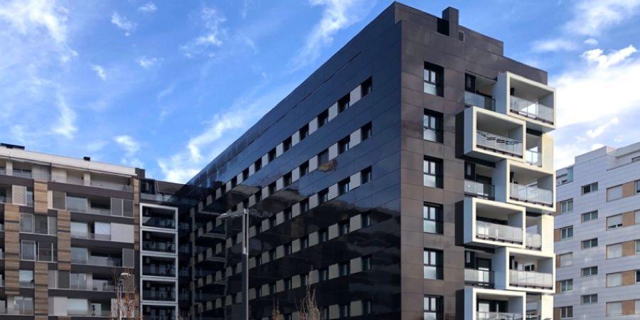 soluciones zehnder en edificio inspira