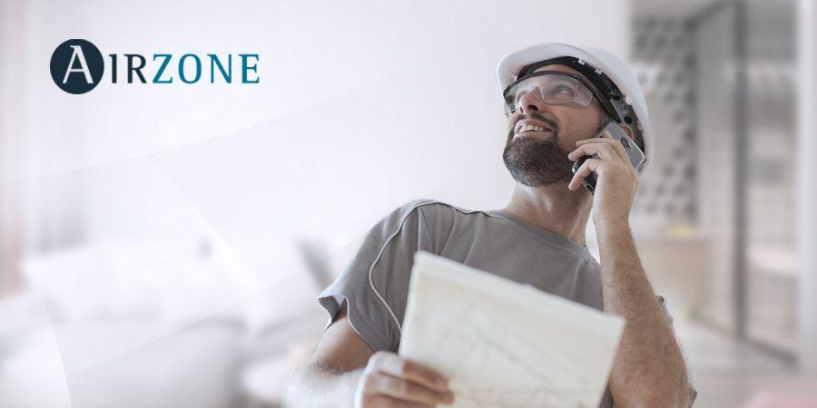 La nueva versión de Easyzone de Airzone permite purificar espacios interiores