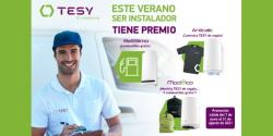 promocion por instalar termos electricos tesy