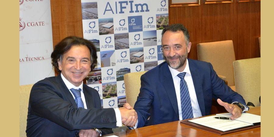 Acuerdo entre CGATE y AIFIm para impulsar el sector de la impermeabilización