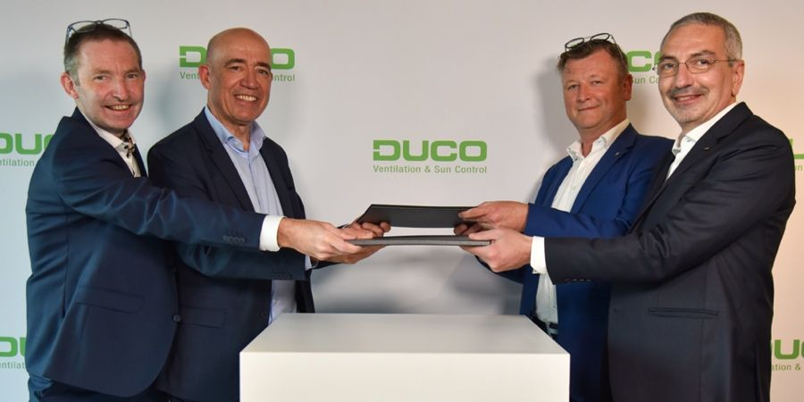 Daikin distribuirá unidades de ventilación residencial DUCO, una de las más eficientes del mercado