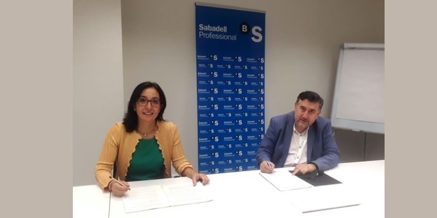 Acuerdo entre CNI y Banco Sabadell para complementar los fondos europeos de rehabilitación energética