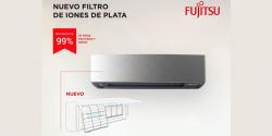 eurofred filtro iones plata fujitsu