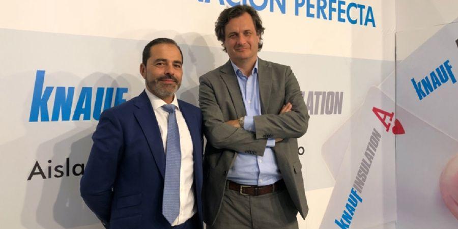 Knauf y Knauf Insulation presentarán sus estrategias de sostenibilidad en la feria Edifica 2021