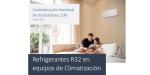 """Guía Técnica """"Refrigerantes R32 en equipos de climatización"""" publicada por CNI"""