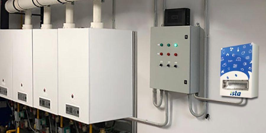 Ahorrar en calefacción central con el módulo inteligente SOPHIA para salas de calderas
