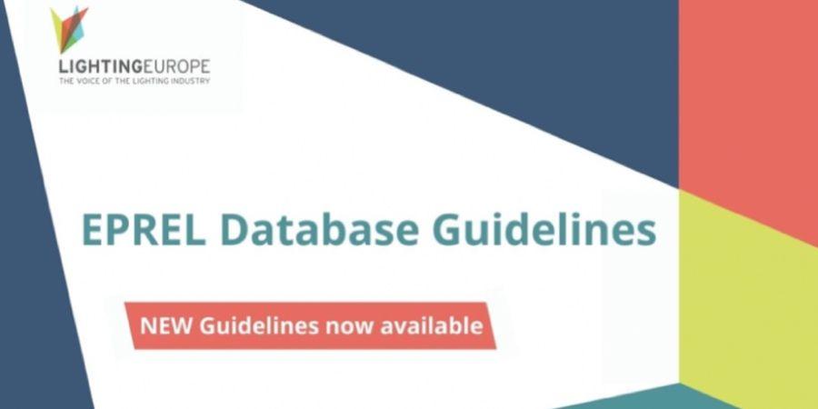 Nuevas Guías de Ecodiseño para fuentes de luz y componentes, y requisitos de Etiquetado Energético