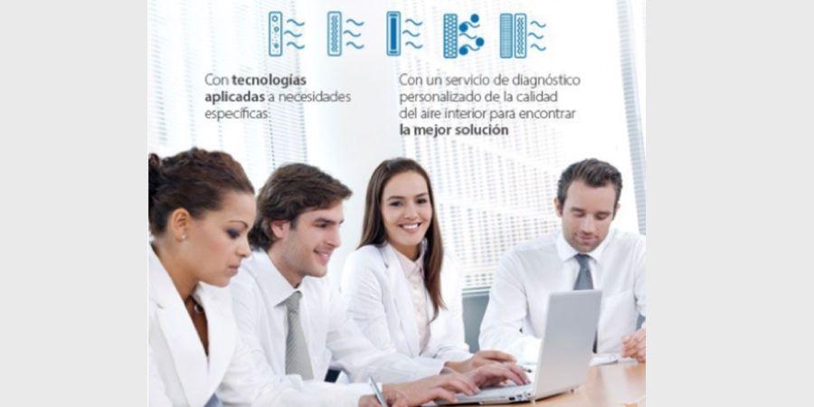 Nuevo catálogo SODECA IAQ con las más avanzadas tecnologías para mejorar la calidad del aire interior