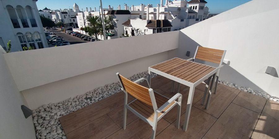Sistemas SATE de Saint-Gobain Weber para la innovadora vivienda Pintor Agustín Segura
