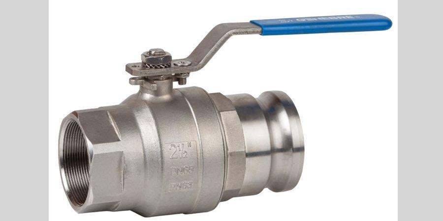 Nueva válvula y racores Camlock, entre las novedades en la línea industrial de Genebre