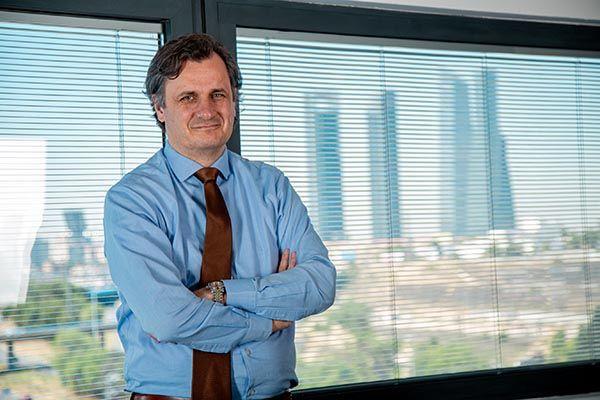 Alberto de Luca CEO de Knauf Iberia