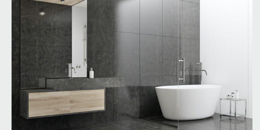 Renovación de baños con soluciones impermeabilizantes Saint-Gobain Weber