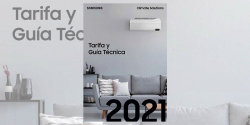 samsung climate solutions tarifa 2021