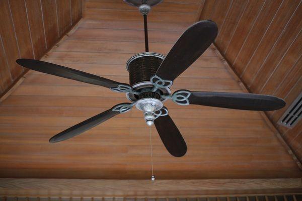 ventiladores de techo cinco aspas