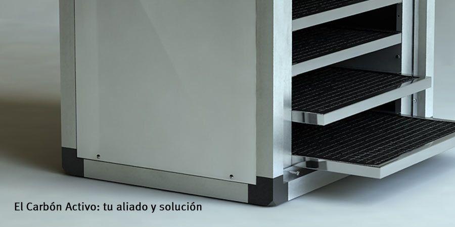 Soluciones de filtración de olores con carbón activo para conseguir espacios saludables