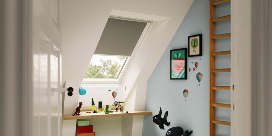 cortinas oscurecimiento apertura manual