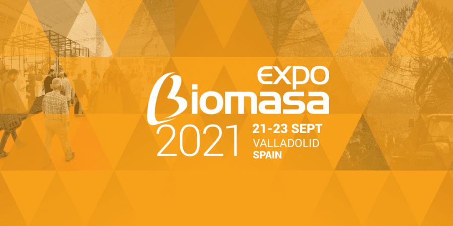 EXPOBIOMASA 2021; 327 expositores impulsan la actividad comercial del sector de la biomasa en Valladolid