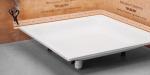 Impermeabilización de duchas y baños con nuevas soluciones KERDI de Schlüter-Systems