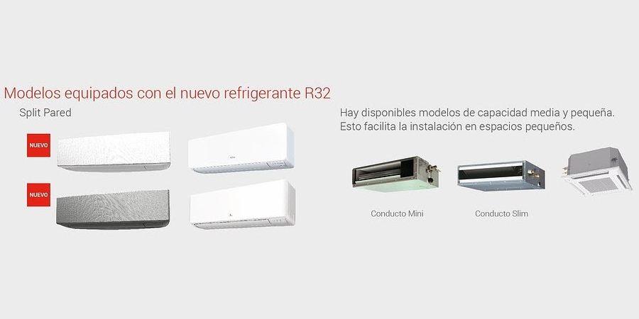 Multi-Splits con gas R32 de Fujitsu: flexibilidad, sostenibilidad y eficiencia