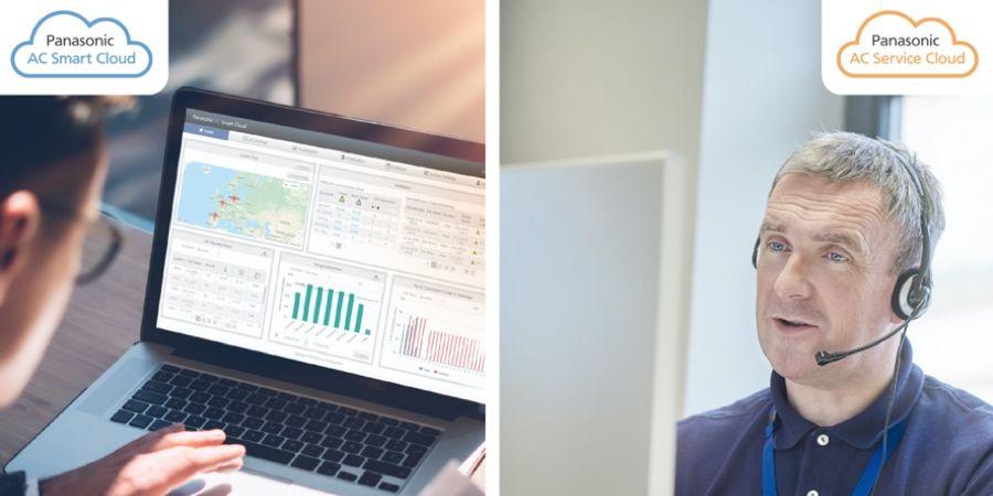 Smart Multisite Control Solution mejora la conectividad de los equipos de climatización Panasonic