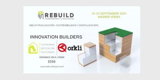 soluciones innovadoras eficientes orkli rebuild