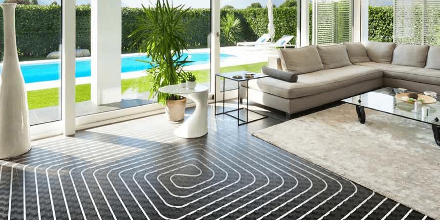 Roth: un tipo de suelo radiante para cada interior