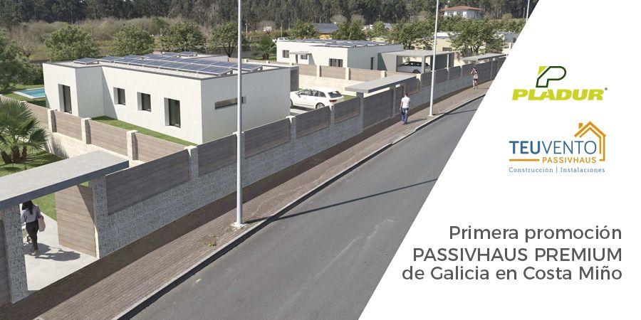 urbanizacion passivhaus premium de galicia