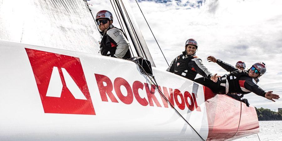 ROCKWOOL, en el campeonato SailGP bajo la bandera de la sostenibilidad y la innovación