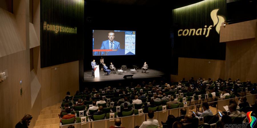 Congreso CONAIF 2021; calefacción con gases renovables, individualización de consumos y la digitalización de las empresas instaladoras