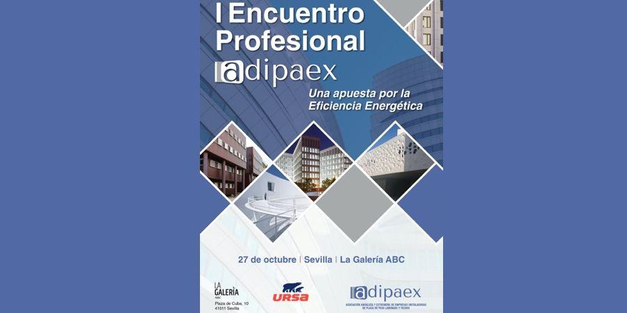 URSA mostrará sus soluciones acústicas en el I Encuentro Profesional de ADIPAEX