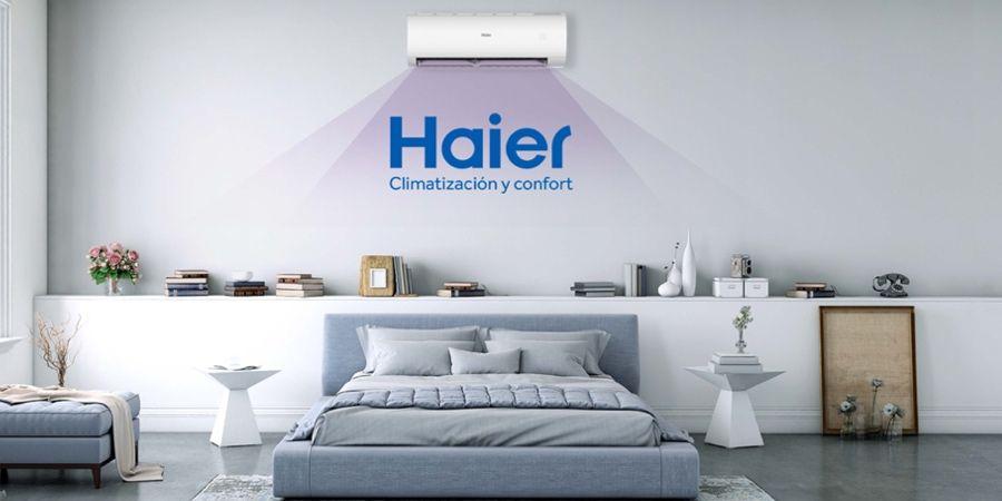 haier climatizacion y confort