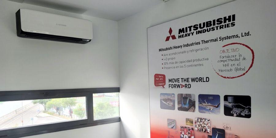 Nueva oficina central de Lumelco, climatizada con Mitsubishi Heavy Industries